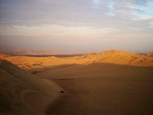 Mit dem Jeep in der Atacama-Wüste