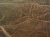 thumbs affe Linien und Bodenzeichnungen von Nasca