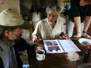 Dr. Klaus Koschmieder im Chachapoya-Gebiet, PERU
