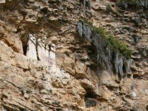 Sarkophage der Chachapoya - PERU