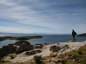 Isla del Sol, Titicaca-See, PERU