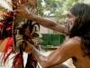 Indíos pflegen alte Kulturen